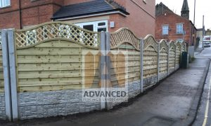 fencing landscaping lincoln