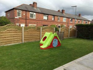 fencing landscaping lincoln area