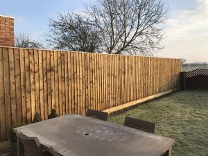 fencing landscaping service